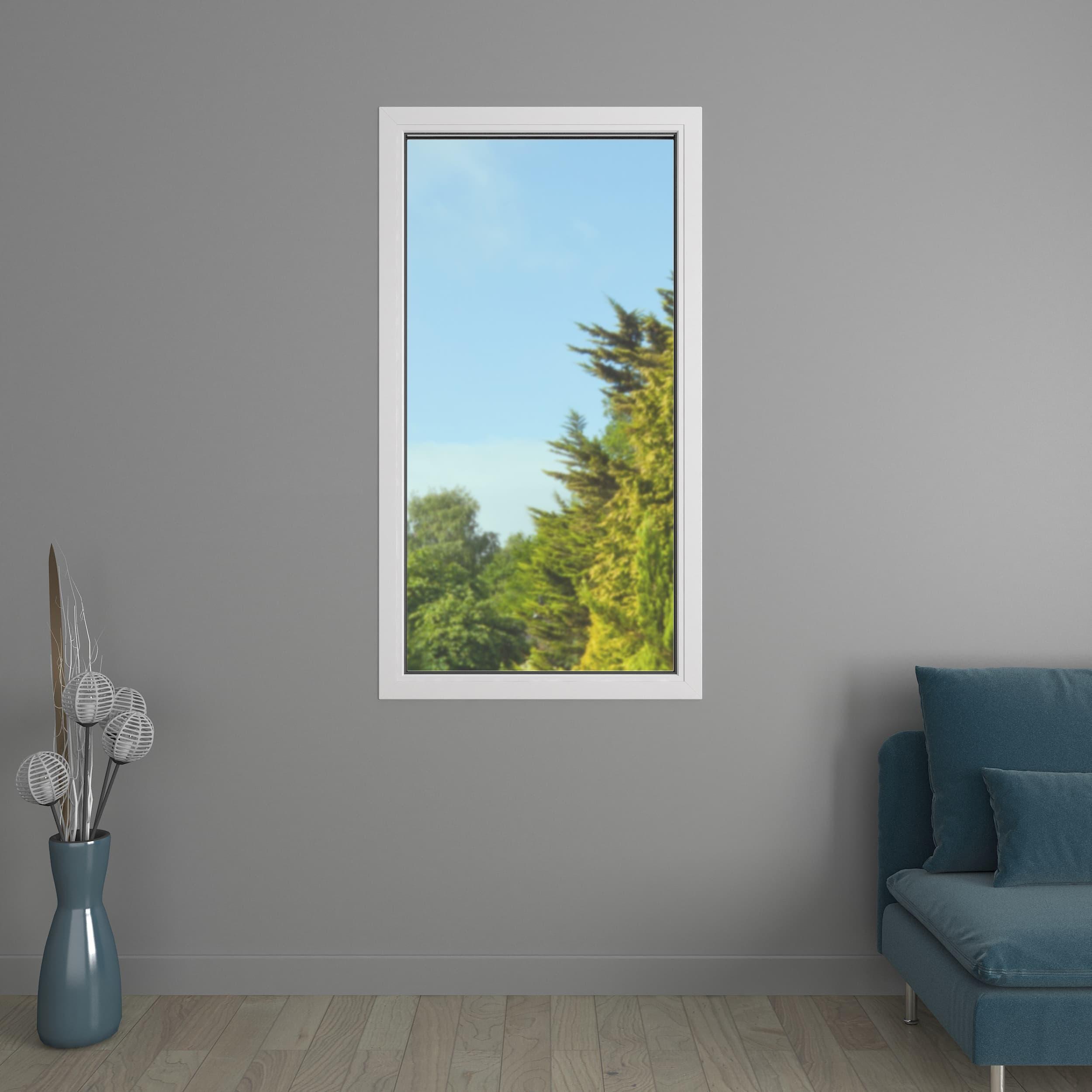Fenêtre châssis fixe PVC | Gamme Liberté