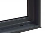Fenêtre 1 vantail PVC avec volets roulants monoblocs   Gamme Liberté