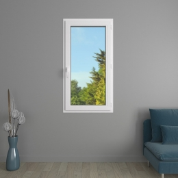 Fenêtre 1 vantail PVC prestige