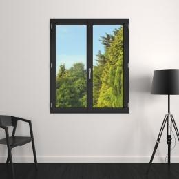 Fenêtre 2 vantaux alu
